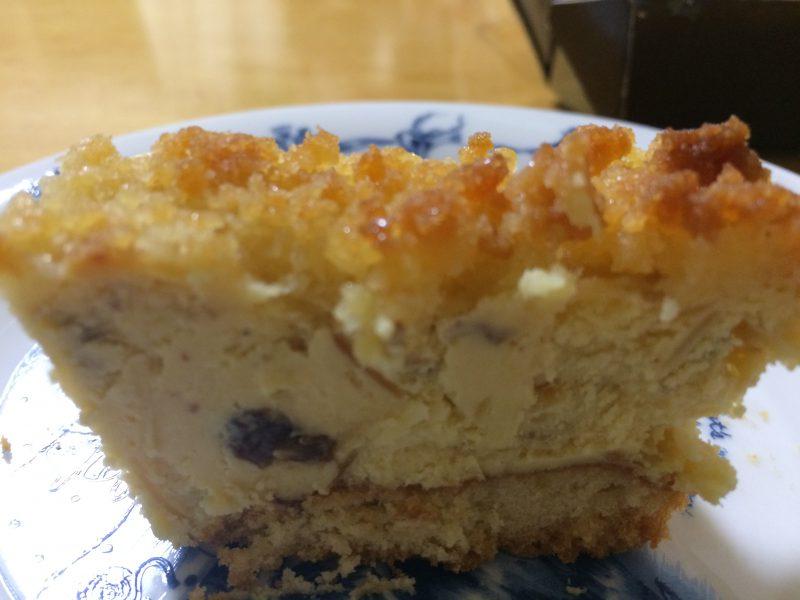 濃厚ずっしりのチーズケーキ